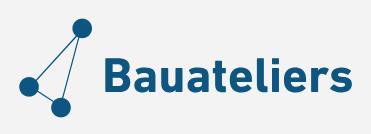 Bauateliers Logo