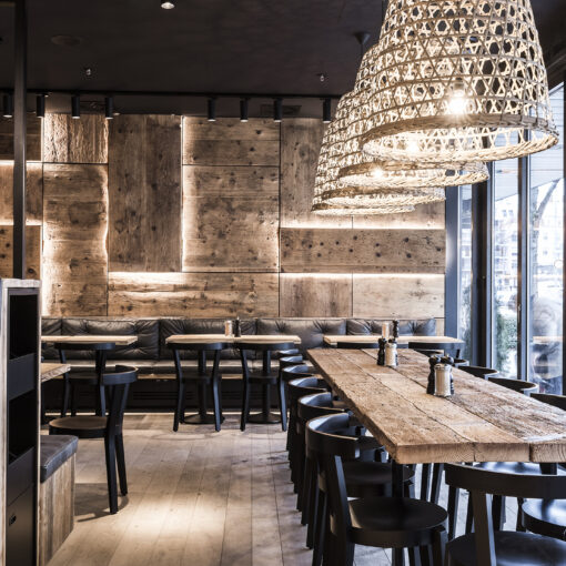 highlight wall in Cotidiano Nordbad